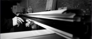 Manufacturing process of bifold doors 3
